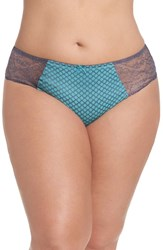 Ashley Graham Plus Size Women's Lace Panty