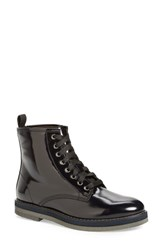 Agl Women's Lace Up Military Boot