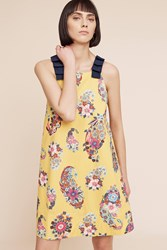 Maeve Sunniva Dress Yellow
