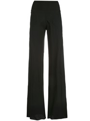 Rick Owens Elongated Flared Trousers 60