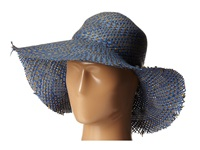 Bcbgmaxazria Multi Floppy Hat Light Chambray Traditional Hats Blue