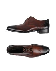 Tom Ford Lace Up Shoes Cocoa