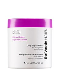 Strivectin Ultimate Restore Deep Repair Mask For Damaged Or Thinning Hair 5.7 Oz. No Color