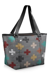 Picnic Time 'Hermosa' Cooler Tote Grey