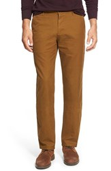 Men's Apolis 'Utility' Slim Fit Chinos Hunter Khaki