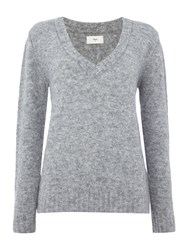 Minimum Gyrild Knit Grey
