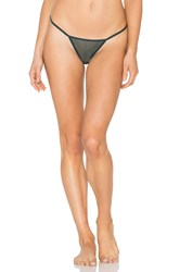 Cosabella Soire G String Green