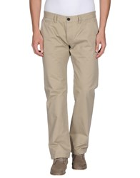 Selected Homme Trousers Casual Trousers Men Sand