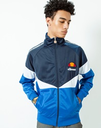 Ellesse Tricot Jacket With Side Taping