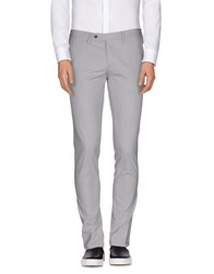 Roberto Pepe Trousers Casual Trousers Men Grey