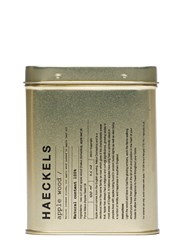 Haeckels Apple Wood Raw Incense Black