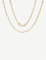 Annoushka Organza 18Ct Yellow Gold Charm Necklace