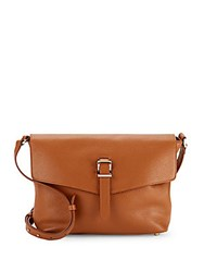 Meli Melo Maisie Leather Textured Shoulder Bag Natural