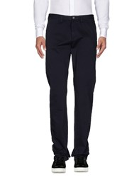 Geox Casual Pants Dark Blue