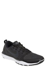 Nike Men's 'Free Train Versatility' Training Shoe Black Black White