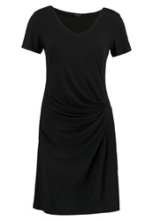 More And More Jersey Dress Black