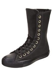 Converse Chuck Taylor All Star Laceup Boots Iron Black Grey