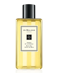Jo Malone London Amber And Lavender Bath Oil 8.5 Oz.