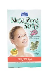 Forever 21 Tea Tree Nose Pore Strips Green