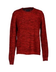 Religion Sweaters Red