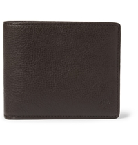 Mulberry Leather Billfold Wallet Brown
