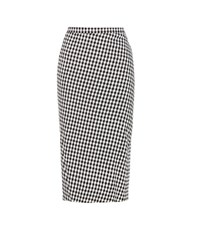 Altuzarra Vic Pencil Skirt Black