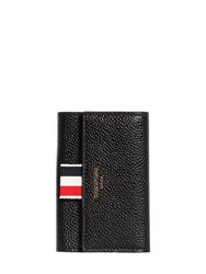 Thom Browne Pebbled Leather Folded Key Holder
