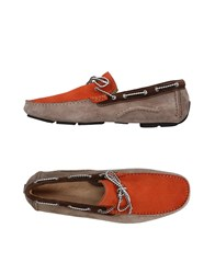 Gold Brothers Loafers Orange
