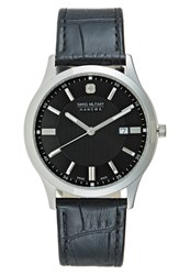 Swiss Military Hanowa Navalus Watch Black