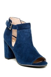 House Of Harlow Safari Suede Sandal Blue