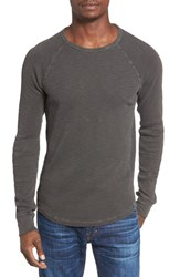 Lucky Brand Men's Washed Long Sleeve Thermal