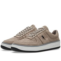 Neil Barrett Basketball Sneaker Grey