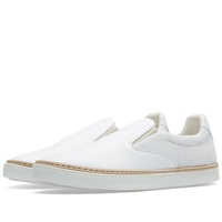Maison Martin Margiela Maison Margiela 22 Leather Welt Slip On Sneaker White