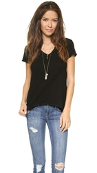 Wilt Shruken Boyfriend Tee Black