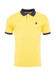 Eden Park Polo Basic Yellow