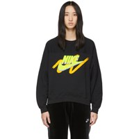 Nike Black Nsw Archive Crew Sweatshirt