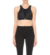 Sweaty Betty High Intensity Run Bra Black