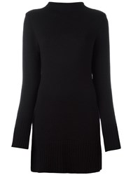 Societe Anonyme 'Vulcano' Knitted Dress Black