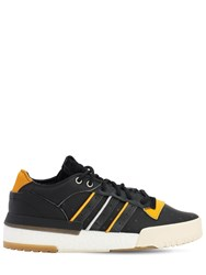 Adidas Rivalry Rm Low Leather Sneakers Black