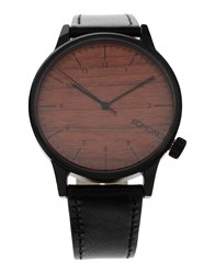 Komono Wrist Watches Brown