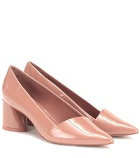 Mercedes Castillo Kioko Patent Leather Pumps Pink