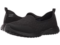 Skechers Microburst It's My Life Black Women's Shoes
