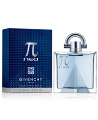 Givenchy Pi Neo For Him Body After Shave Lotion 3.4 Oz.