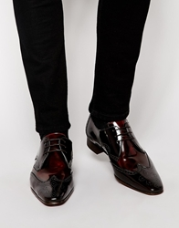 Jeffery West Brogues Brown