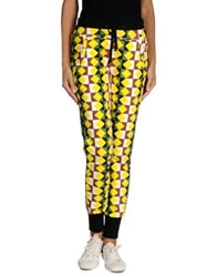 Made For Loving Casual Pants Yellow