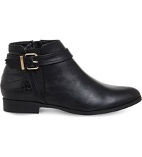 Office Laurie Ankle Boots Black