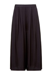 Ghost Maggie Culotte Trousers Black Black