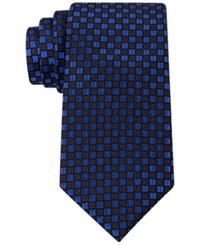 Sean John Highlight Neat Tie Blue