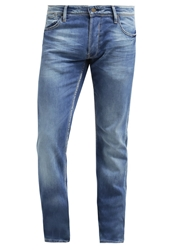 Japan Rags Slim Slim Fit Jeans Blue Blue Denim