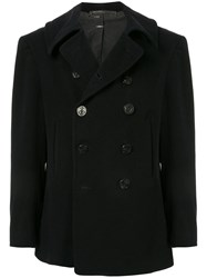 Fake Alpha Vintage Peacoat Black